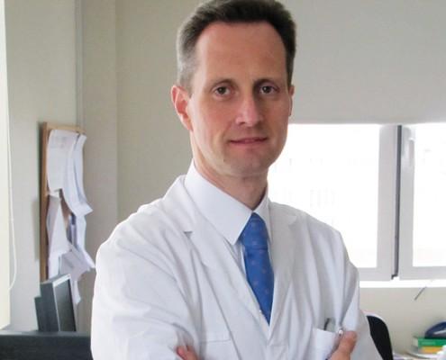 Profesor Jesús García-Foncillas