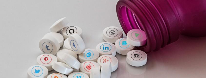 Social Media Pills
